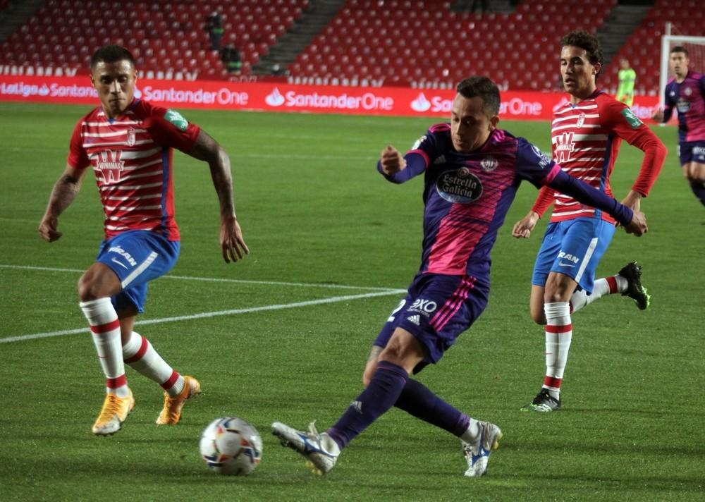El Valladolid sale del descenso