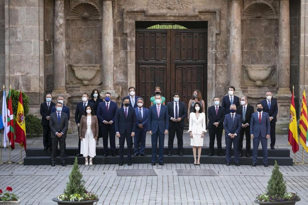 XXI Conferencia de Presidentes en San Millán de la Cogolla
