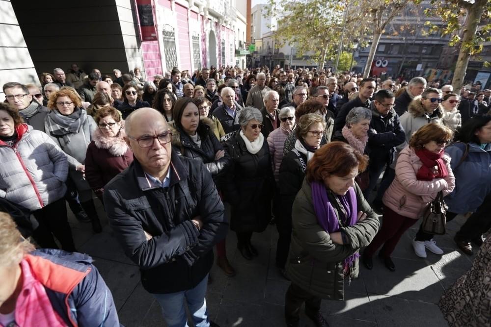 Puertollano condena el crimen machista