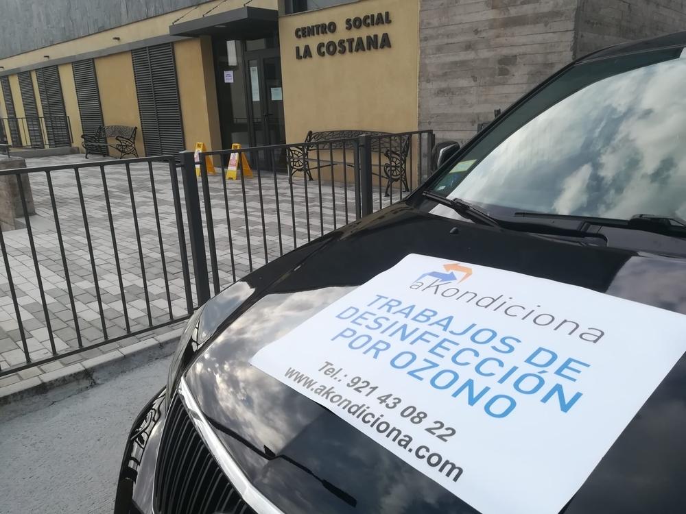 Generadores de ozono en Segovia para desinfectar espacios