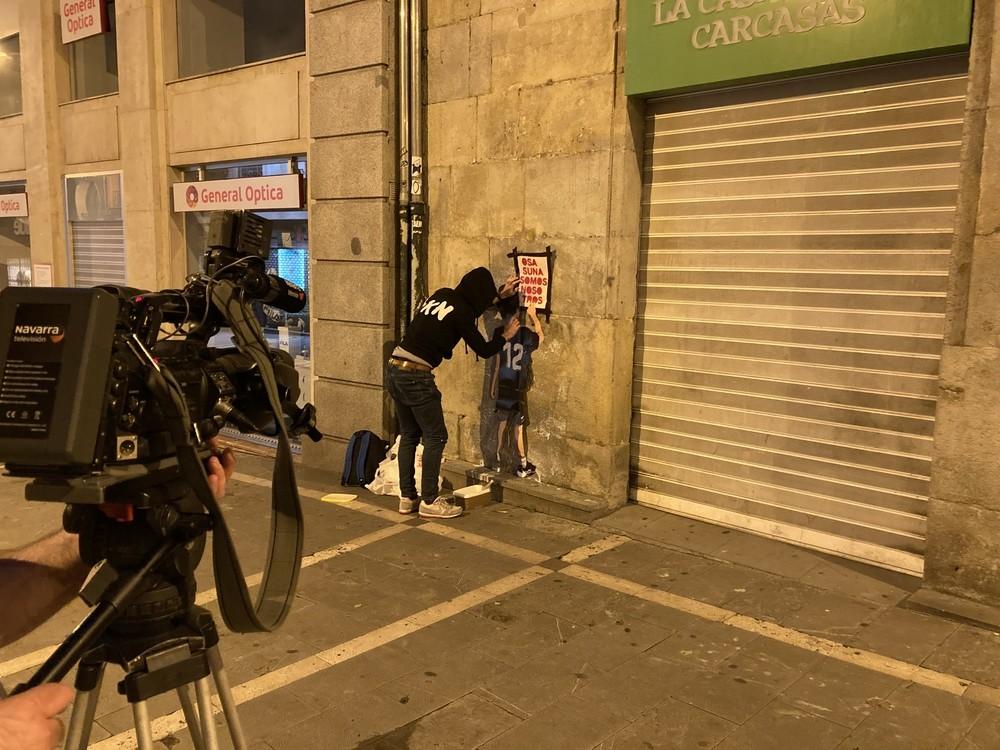 LKN reaparece a horas del retorno de Osasuna a El Sadar