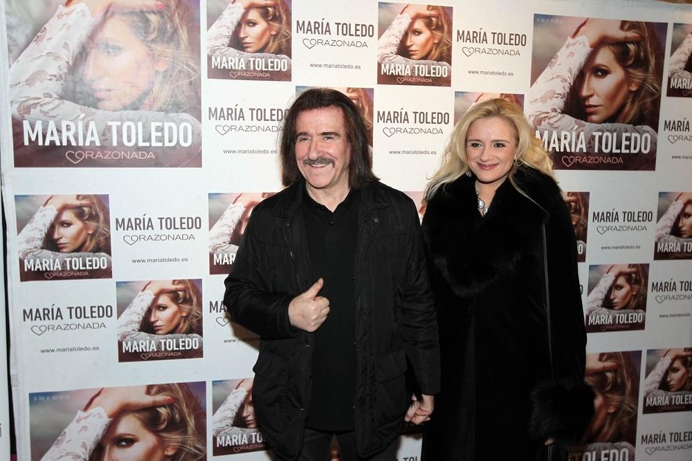 El Teatro Rialto se rinde a María Toledo