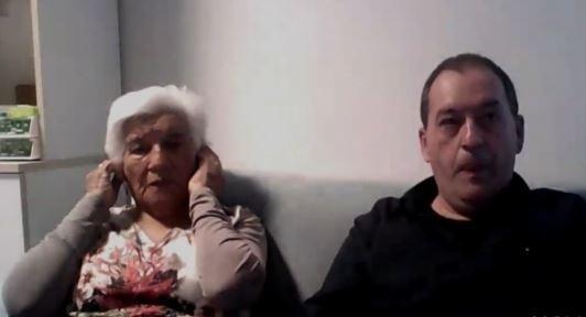 ¡Felices 87!: Navarra TV da una sorpresa a una mujer aislada