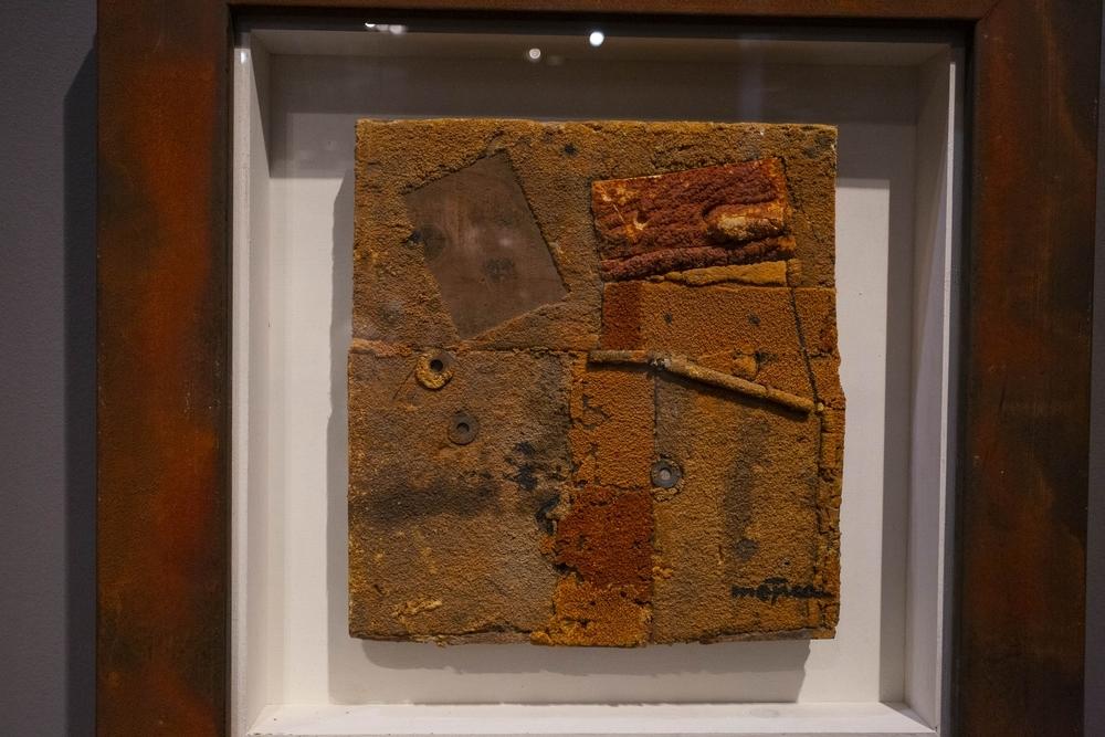 Méjica lleva el color de 'Cer(b)antes' al Museo del Quijote