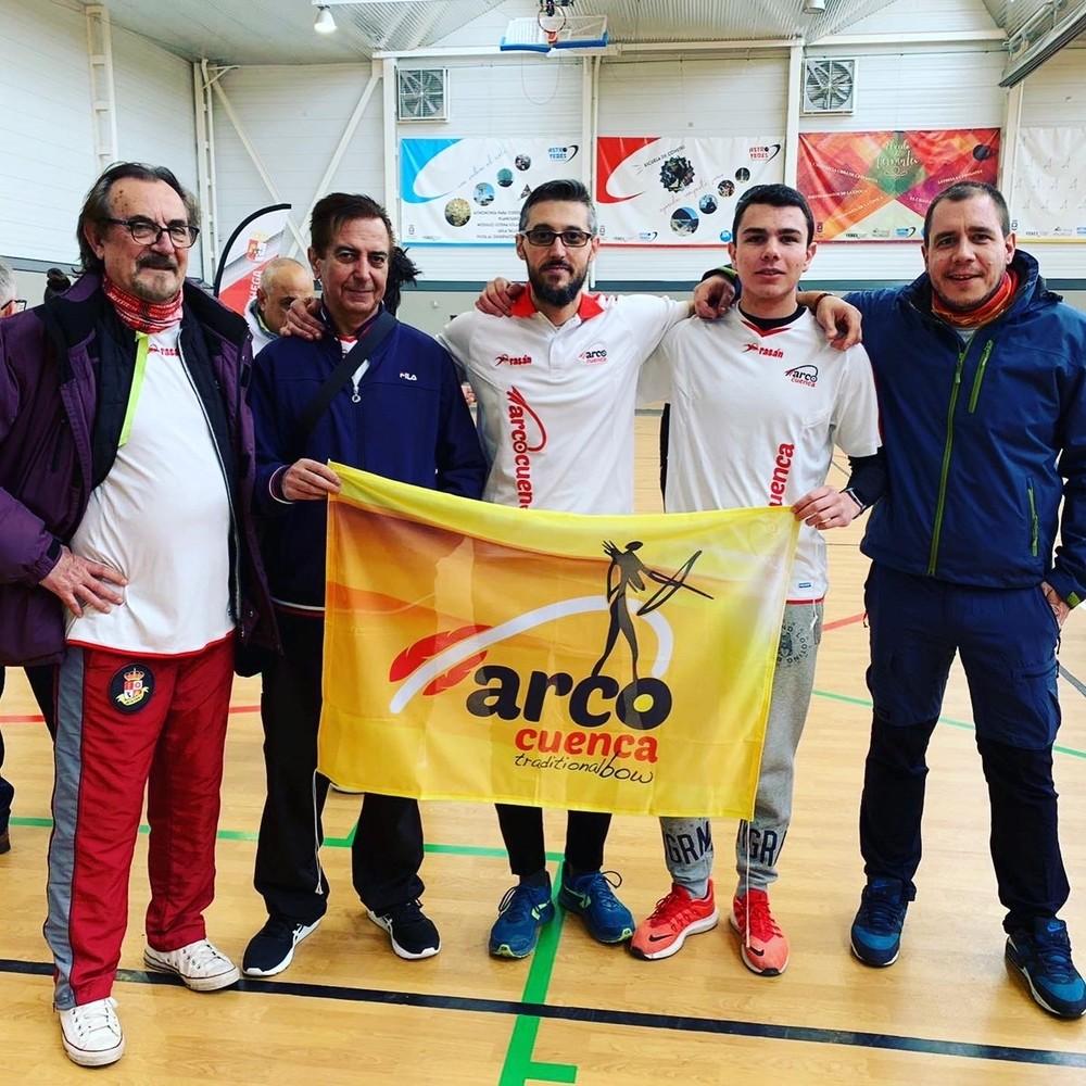 Paolo Ocaña gana el regional de tiro con arco en sala