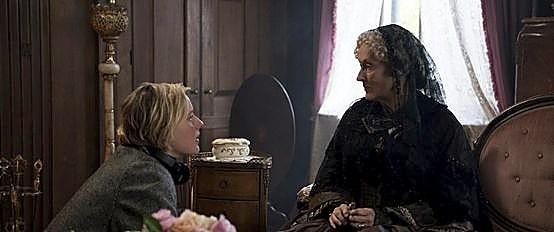 'Mujercitas'. Meryl Streep (d) da otra clase magistral.