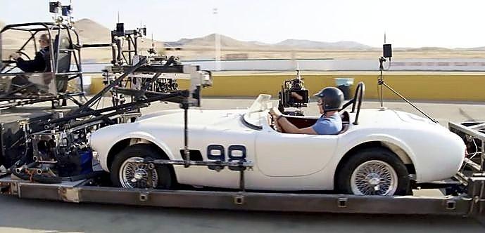 'Le Mans'66'. Un filme de carreras... y algo más.