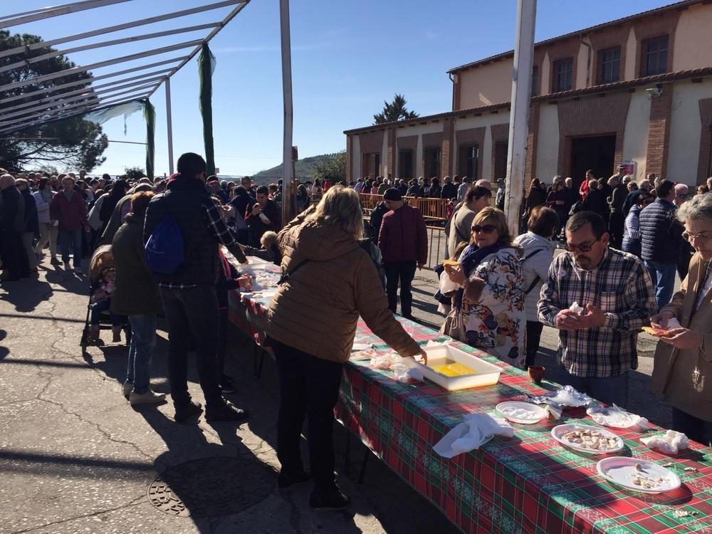 Arróniz celebra el Día de la Tostada