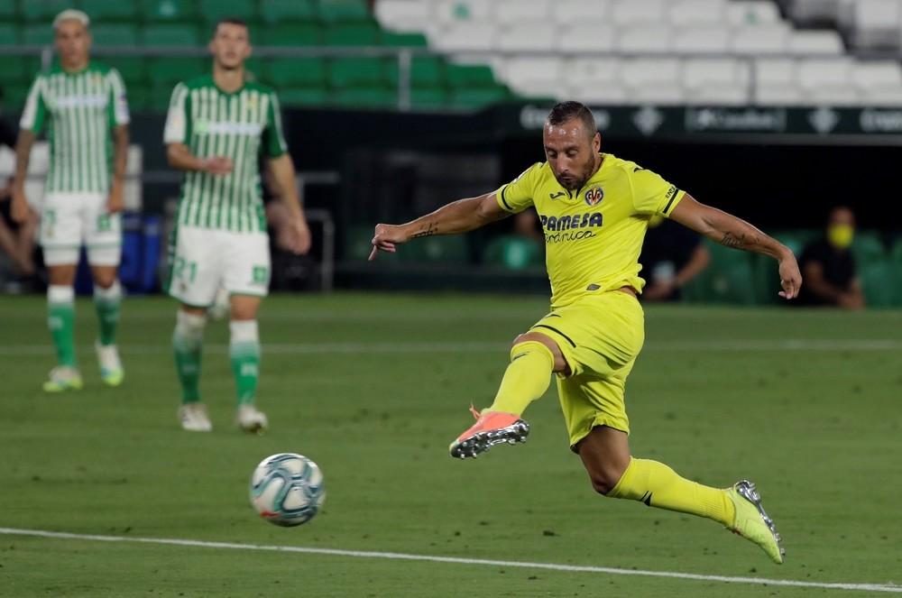 El Villarreal se empeña en jugar Champions a costa del Betis