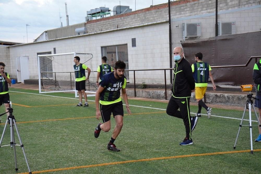 Árbitros regionales realizan en Malagón las pruebas físicas