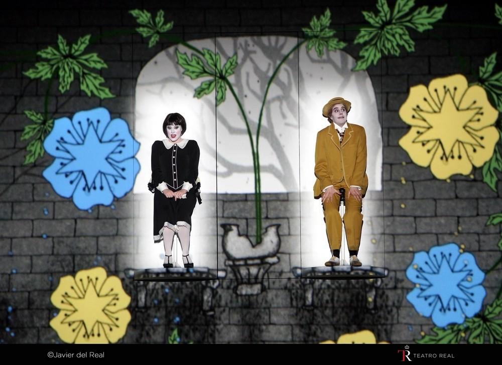 El encanto de la 'flauta mágica' causa furor en su estreno