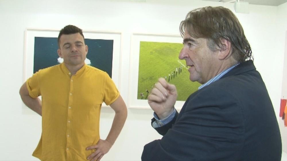 AP Gallery lleva el arte rural de Segovia a la Feria Justmad