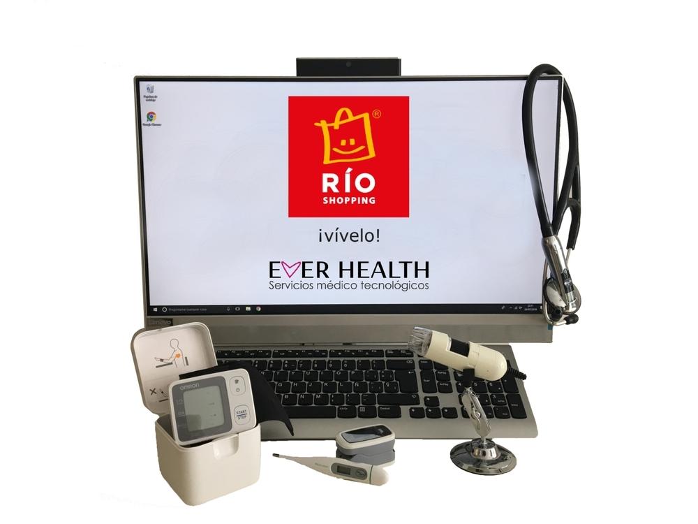Río Shopping da un servicio de telemedicina a sus empleados