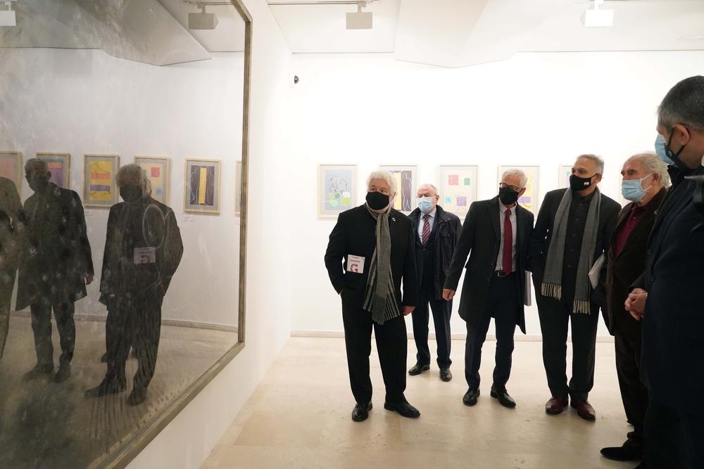 Valladolid y Gabarrón se suman al 75 aniversario de la ONU.