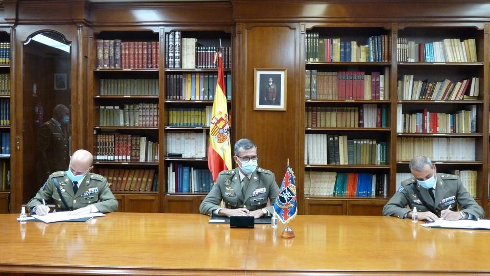 Santiago Rubio toma posesión como nuevo jefe del Bhela
