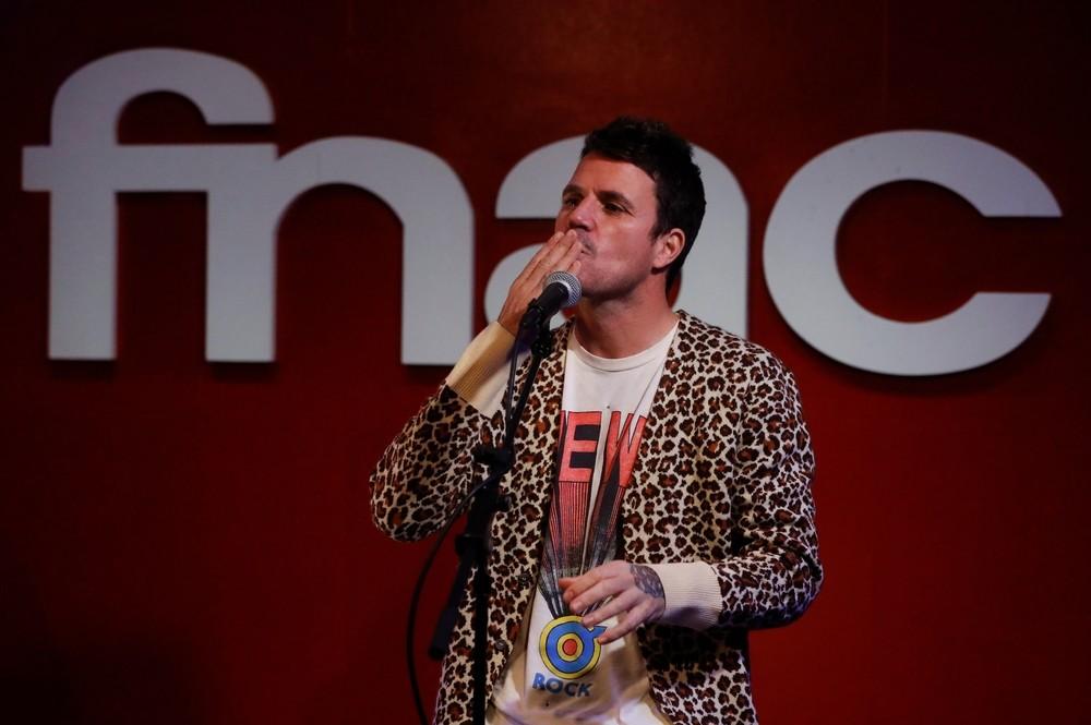 ¡Dani Martín presenta su nuevo disco!
