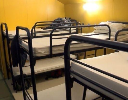 El albergue Jesús y María acoge a 34 personas sin hogar