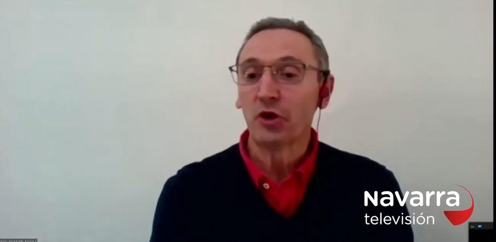 Carlos Mangado expone la nueva normalidad de los eventos