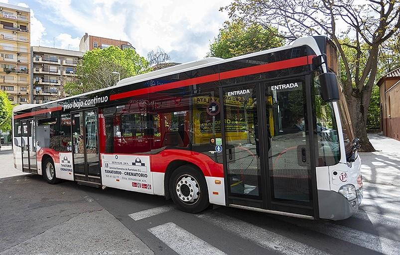 Un viaje en autobús en tiempos del coronavirus
