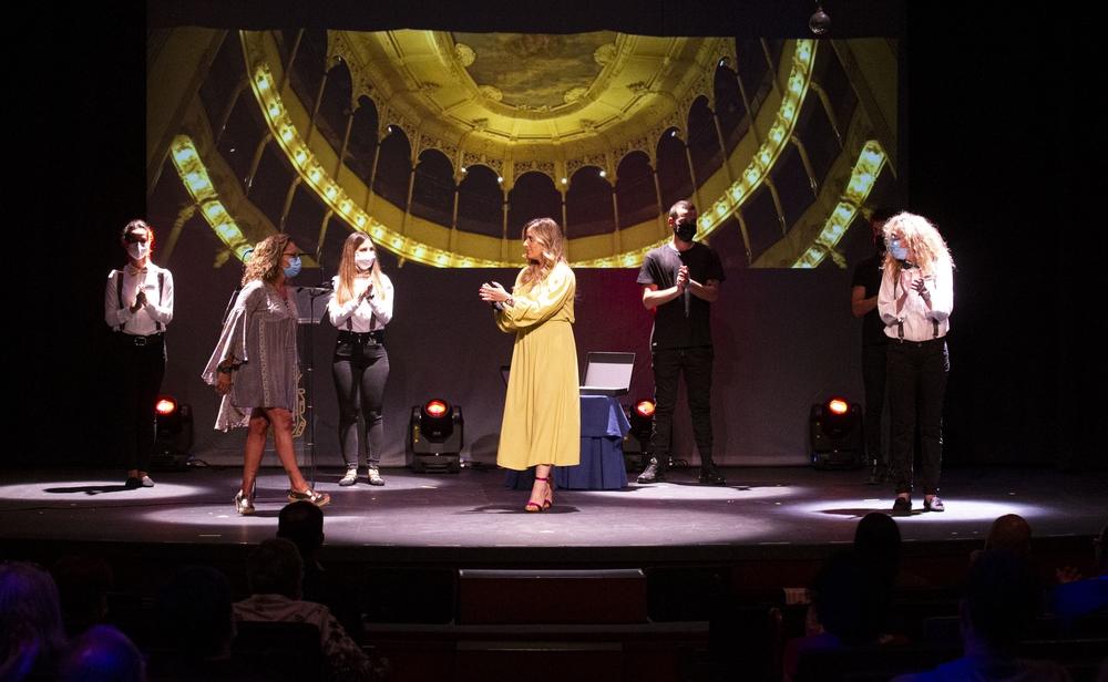 Inauguración 41 Festival Teatro Ciudad de Palencia