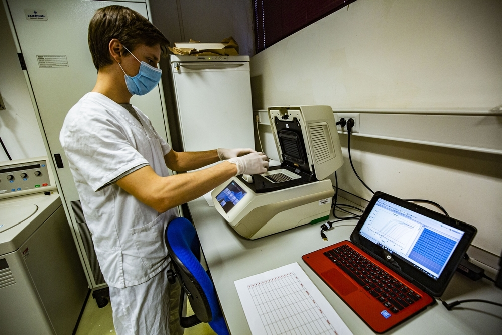 Equipos para dejar el aire libre de coronavirus