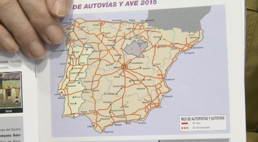 Soria Ya califica la A-11 como 'la autovía de la vergüenza'