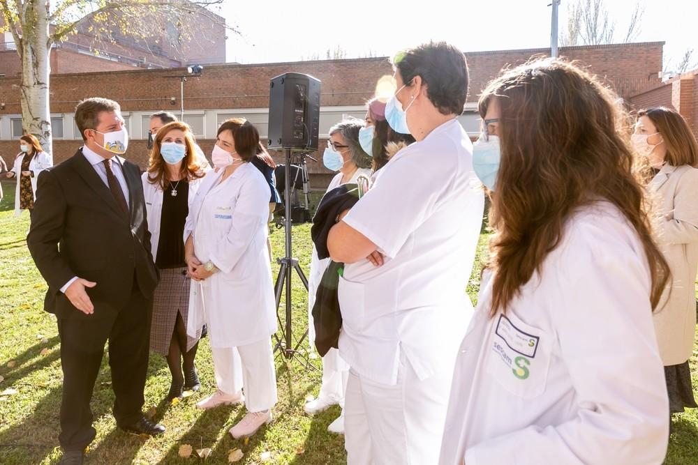 La UME tendrá 14 pacientes y 27 profesionales