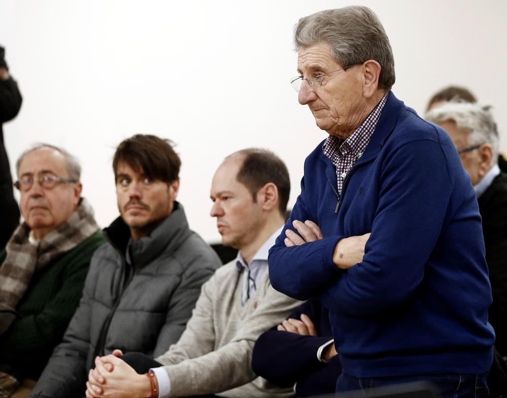 Caso Osasuna: arranca el juicio por amaño de partidos