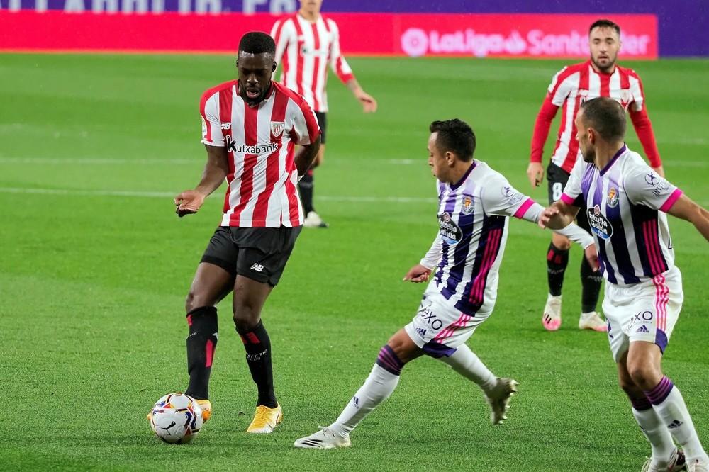 El Real Valladolid logra su primera victoria