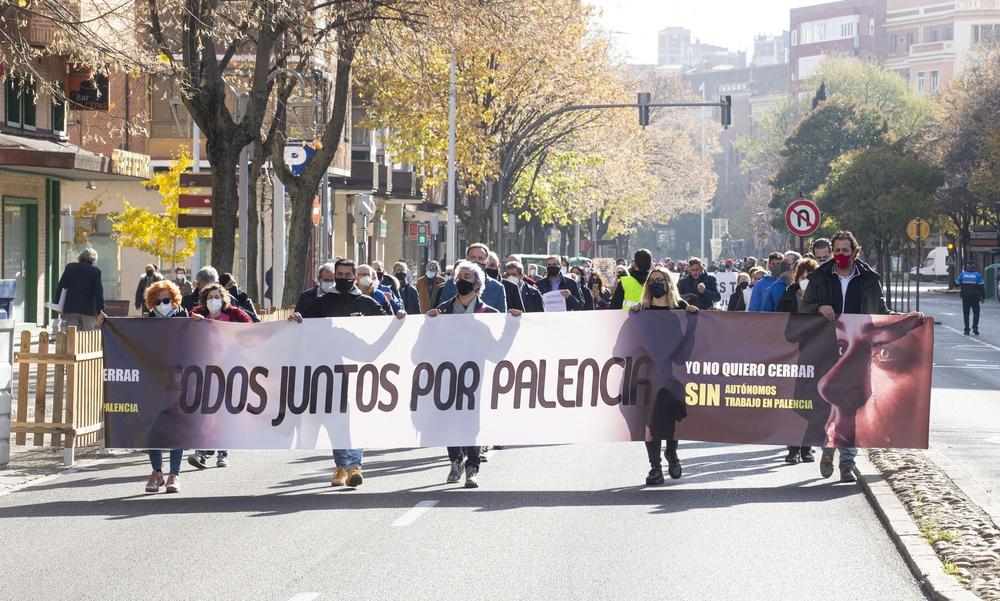 Todos juntos por Palencia