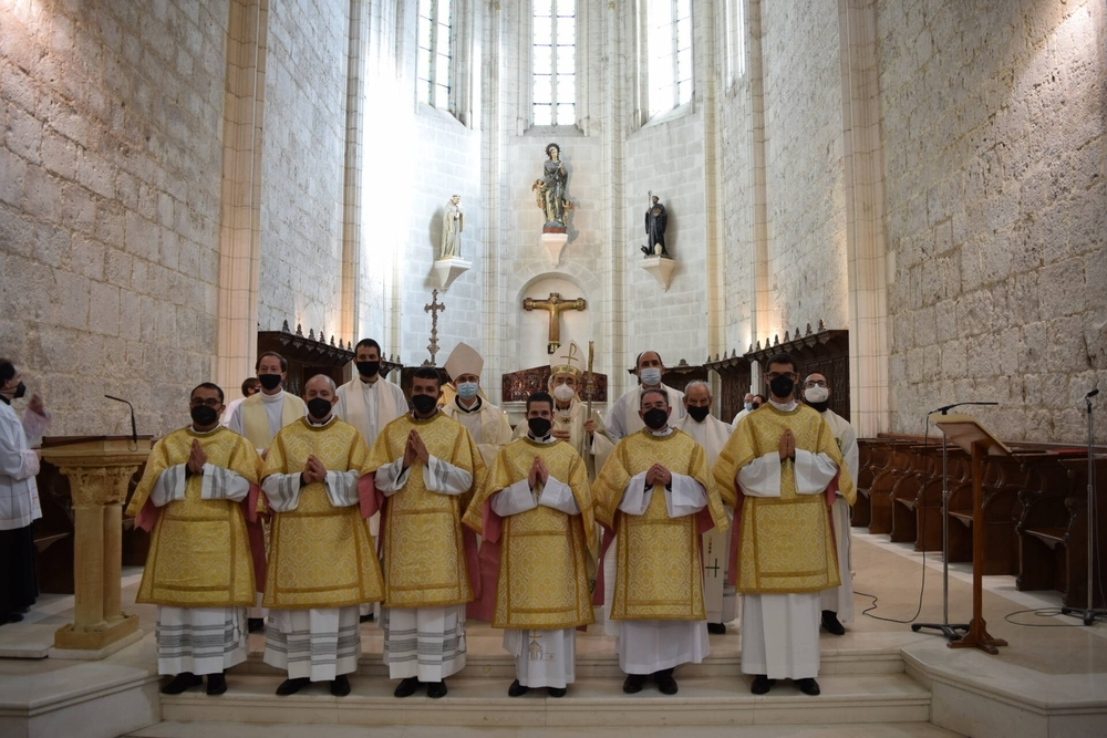 El arzobispo Fidel Herráez se despide con un