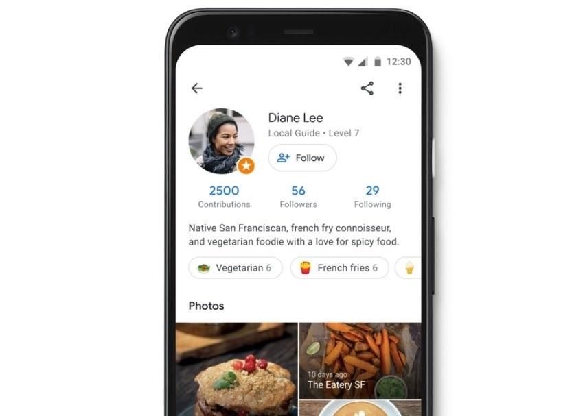 Google Maps, la nueva red social para los más viajeros