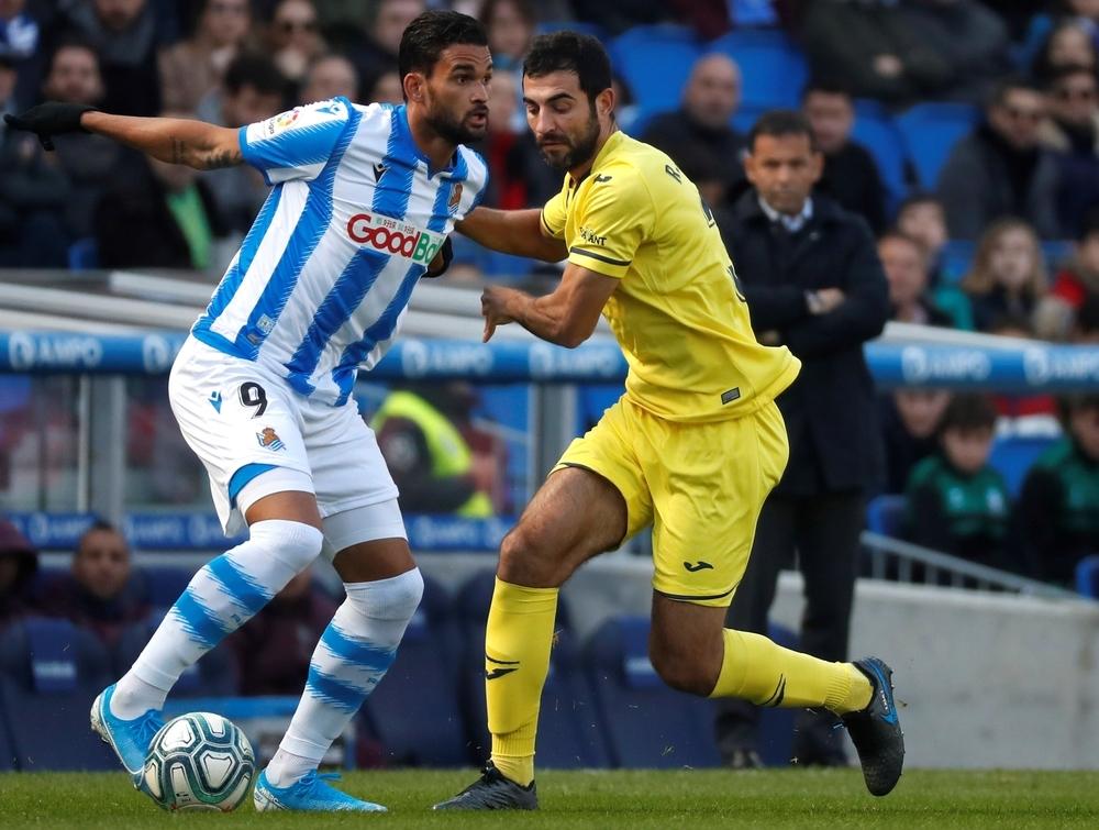 Cazorla sella la remontada del Villarreal en Anoeta