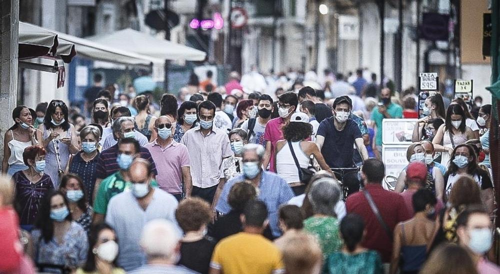 El alcalde recomienda no concentrarse más de 10 personas | Noticias Diario de Burgos