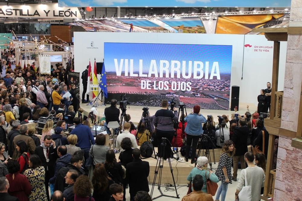 El Fandango llega a Fitur de la mano de Villarrubia