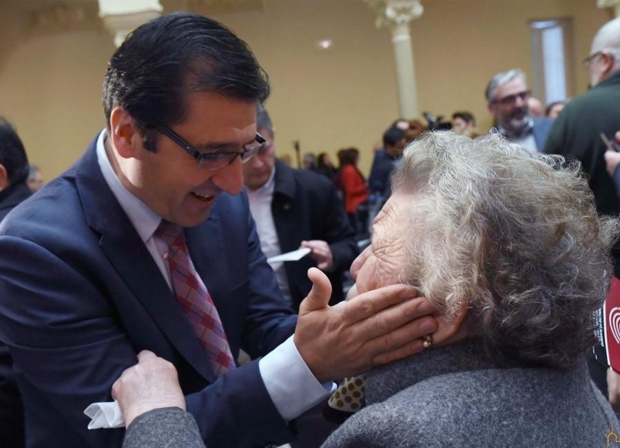 La Diputación avanza en 'Mapas de memoria'