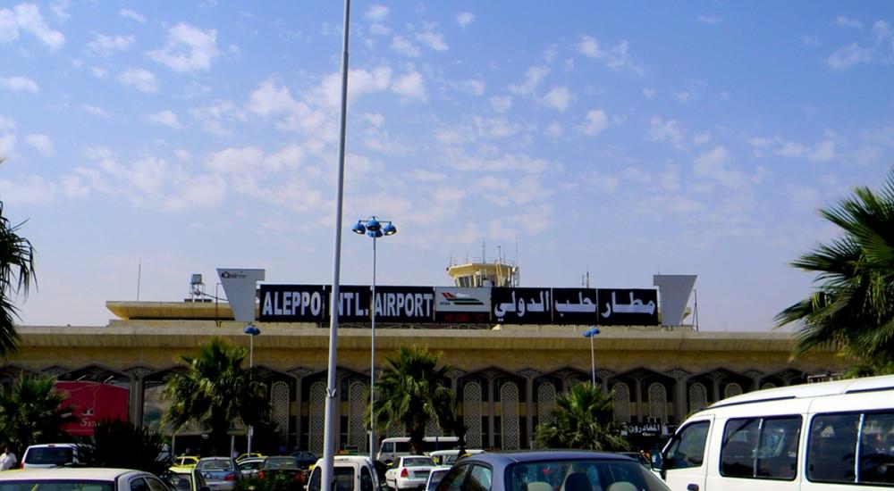 El Gobierno sirio reabre el aeropuerto de Alepo