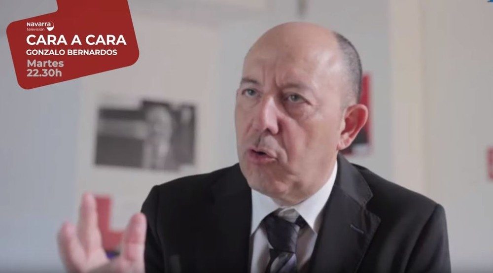 El economista Gonzalo Bernardos se sienta 'Cara a Cara'
