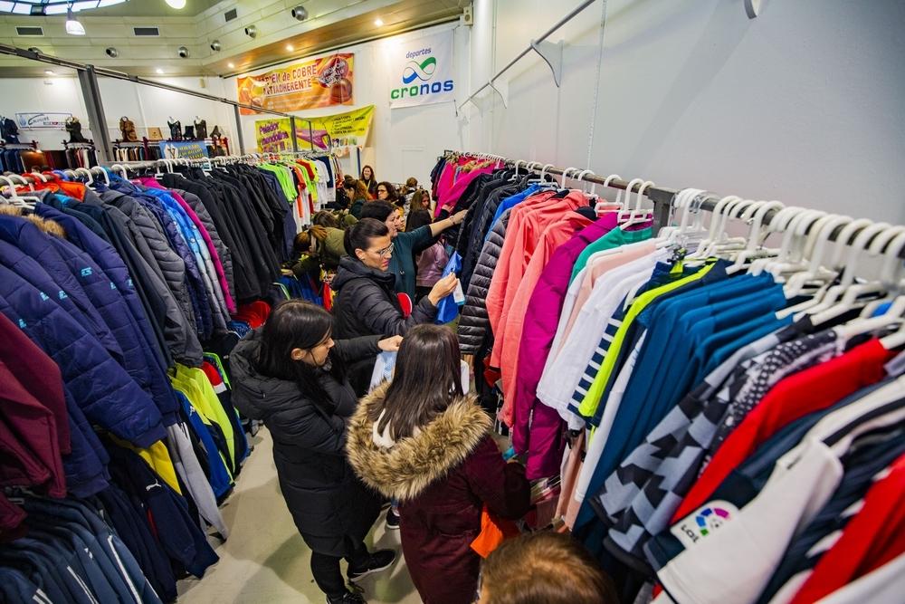 La calidad y cercanía del comercio en la Feria del Stock