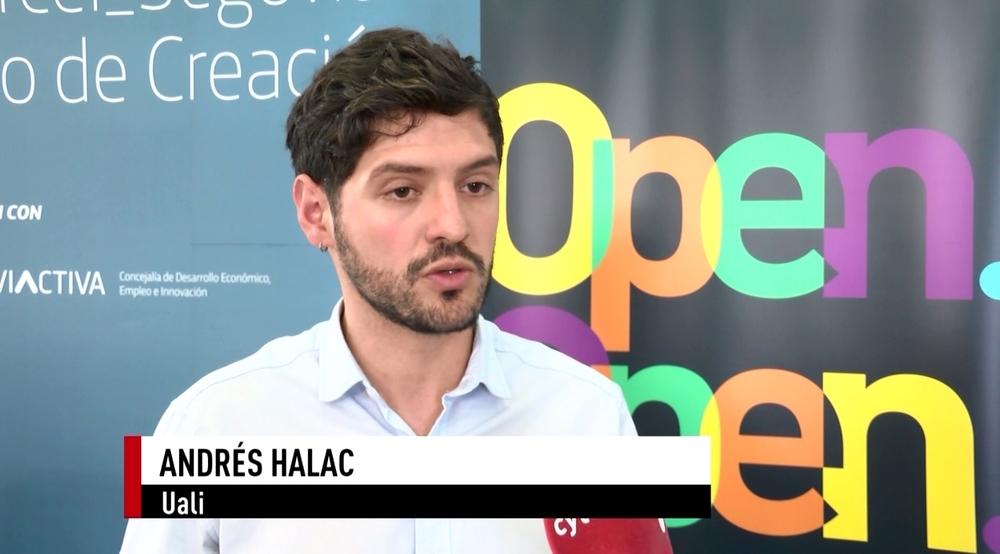 Tres 'startup' segovianas se suben el Open Future
