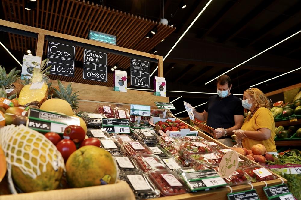 Gadis abre el gran supermercado de Parquesol en Valladolid