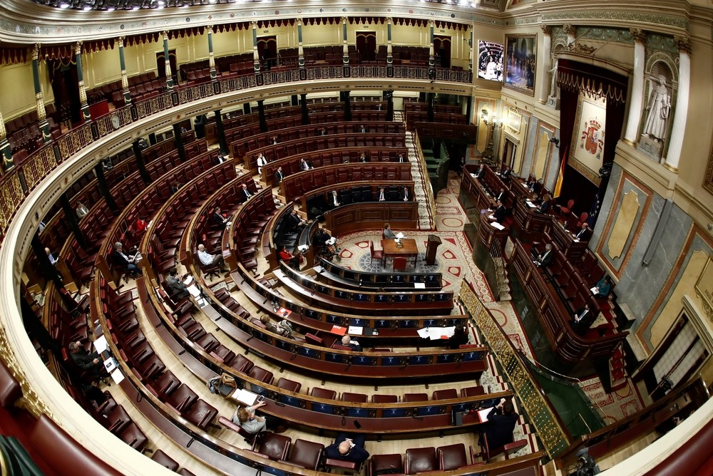 Coronavirus| El Congreso debate y vota la prórroga del estado de alarma