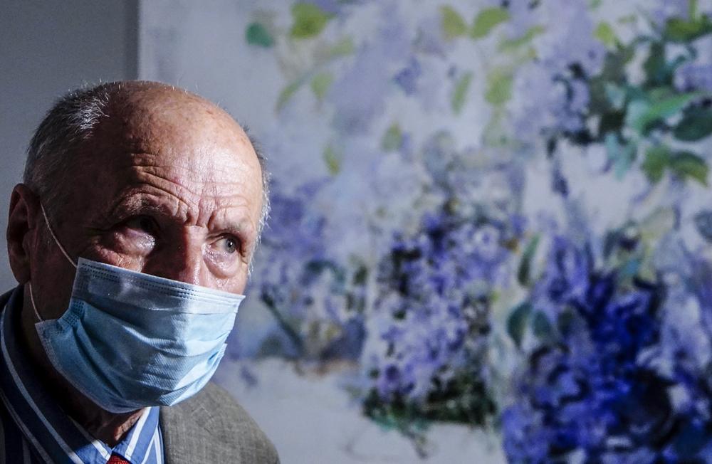 Presentación de la exposición antológica 'Antonio López'