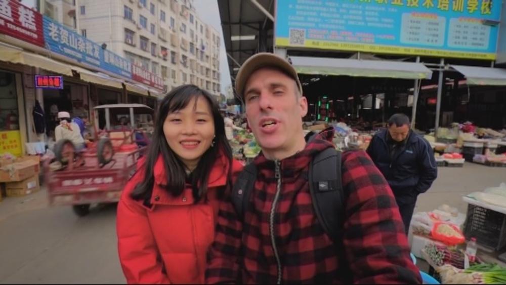 'Un navarro en Wuhan': así está viviendo el coronavirus