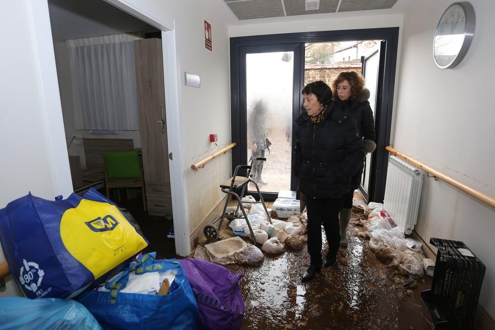 Los daños por las riadas en la Montaña rondan los 500.000€
