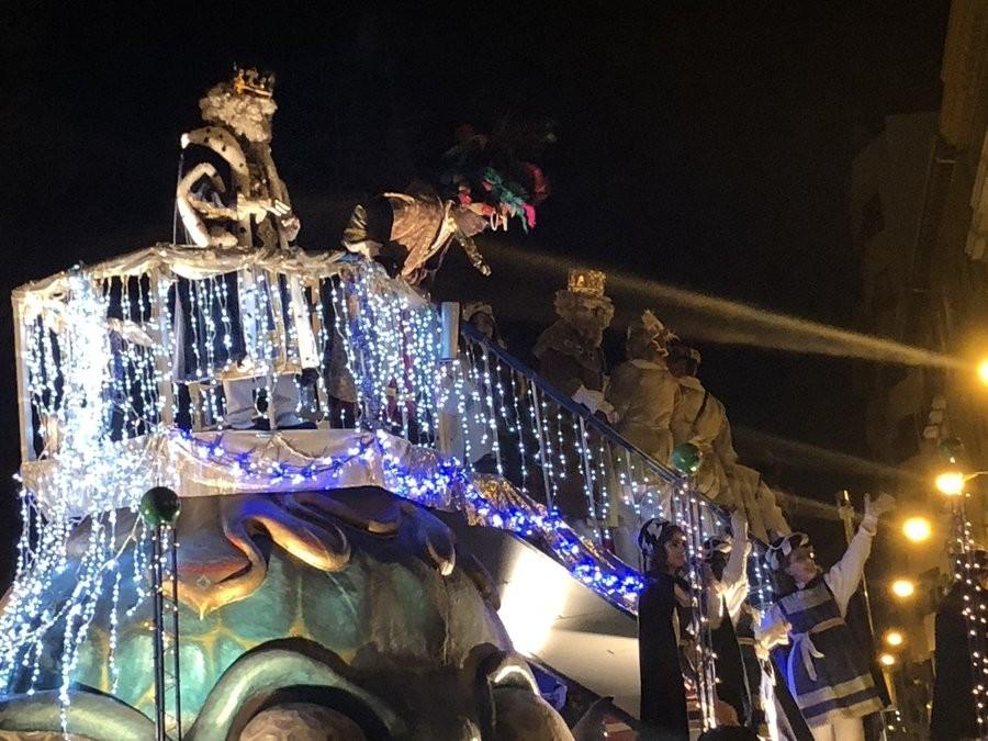 La magia de los Reyes puede con los contratiempos