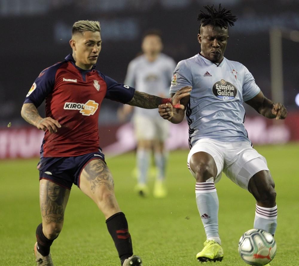 Chimy Ávila rescata un punto para Osasuna
