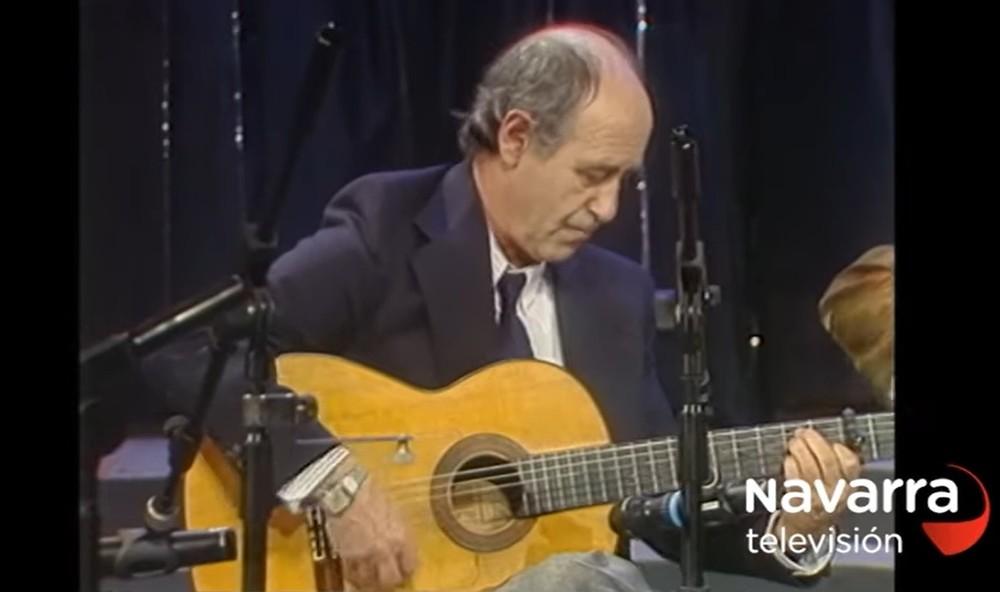 Fallece Carlos Itoiz a los 87 años, referente del flamenco
