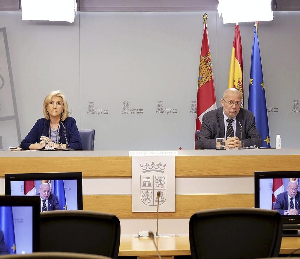 Burgos suma 208 casos, uno de cada 5 en Castilla y León