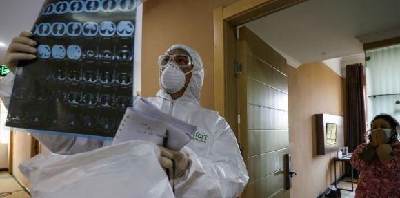 Covid-19|242 profesionales sanitarios contagiados en Navarra